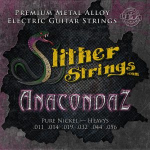 Slither Strings - Anacondaz - Heavys