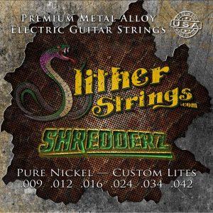 Slither Strings - Shredderz Custom Lites