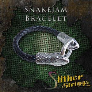 Slither Strings - Snakehead Bracelet