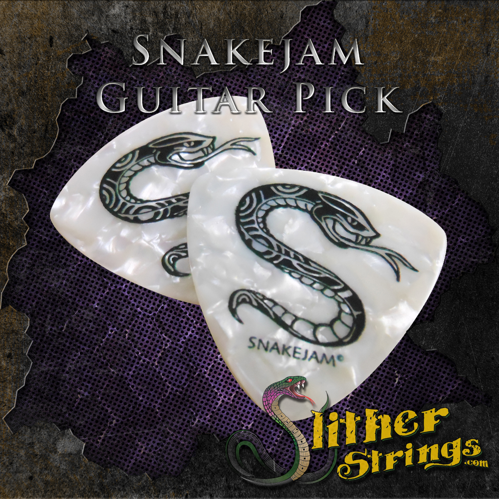 Slither Strings - Snakejam pick